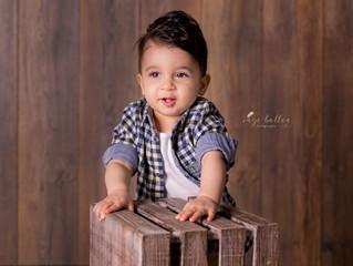 Fruitsmash: Rayan wordt 1 jaar!