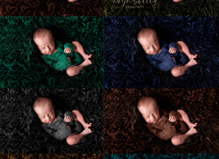 Newbornfotografie bij Inge Bollen Fotografie
