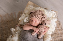 Newborn bij Inge Bollen Fotografie