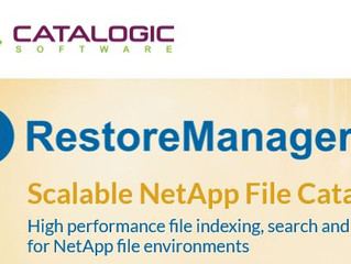 Gardner in partnership with Catalogic Software providing an enhanced suite of NetApp solutions