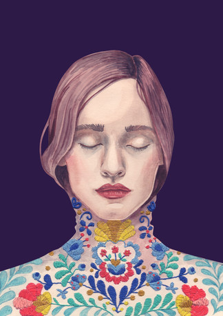 Intricate silence