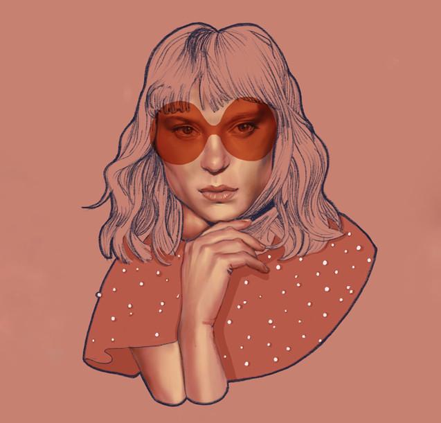 4 eyes Portrait