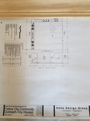 tiny home architects plan