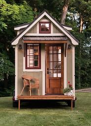 tiny home prototype