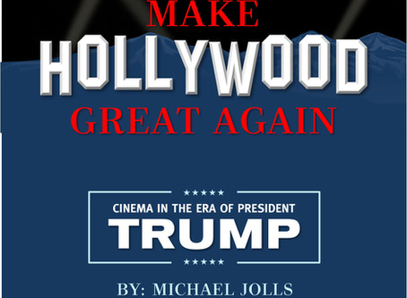 Michael Jolls is Making Hollywood Great Again, One Project At a Time!