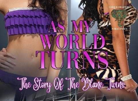"""Author Dynasty Nae Is Making Heads Spin With """"As My World Turns!"""""""