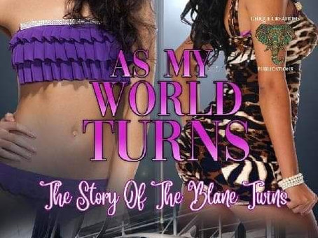 "Author Dynasty Nae Is Making Heads Spin With ""As My World Turns!"""