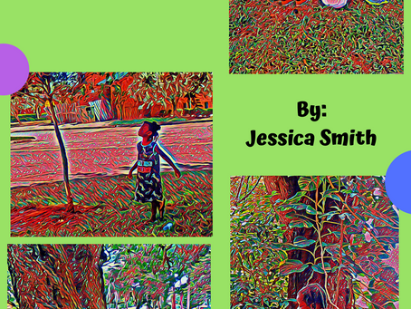 Jessica Smith Rewrites the Narrative of Self-Identity Using Love