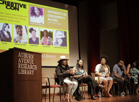 AAMBC's Black Writer's Weekend Continues to Amplify Black Voices