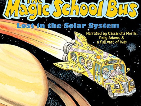Ms. Frizzle Set For One Final Wild Expedition