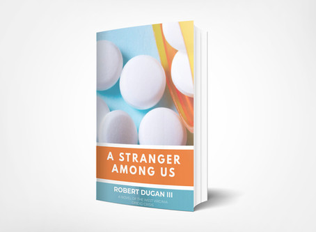 Robert Lee Dugan III's A 'Stranger Among Us' is the Coming of Age Story We Need!