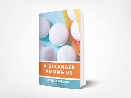Robert Lee Dugan III's A 'Stranger Among Us' is the Coming of Age Story We Need!