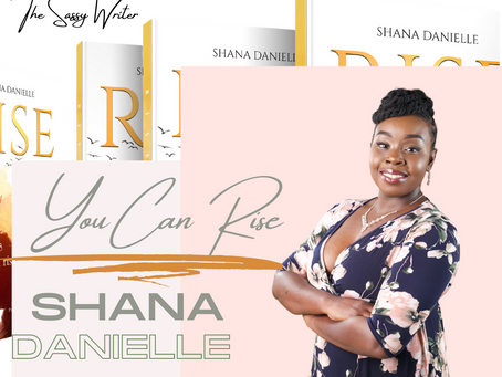 5 Rapid Fire Questions with Author Shana Danielle!