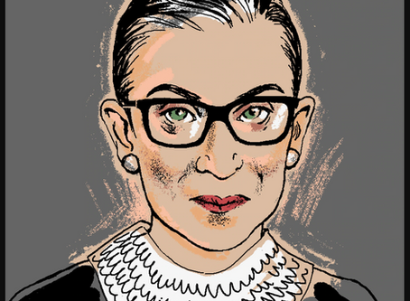 Justice Ruth Bader Ginsburg's Number One Rule To 'Strong Writing'.