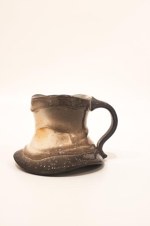Slipped Short Mug