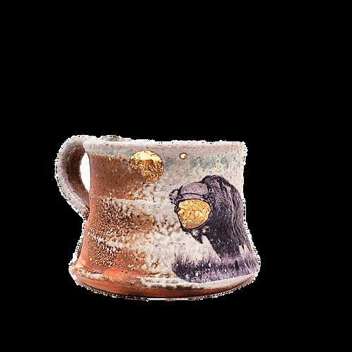 Astro Bison Mug