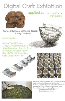Digital Craft Exhibition