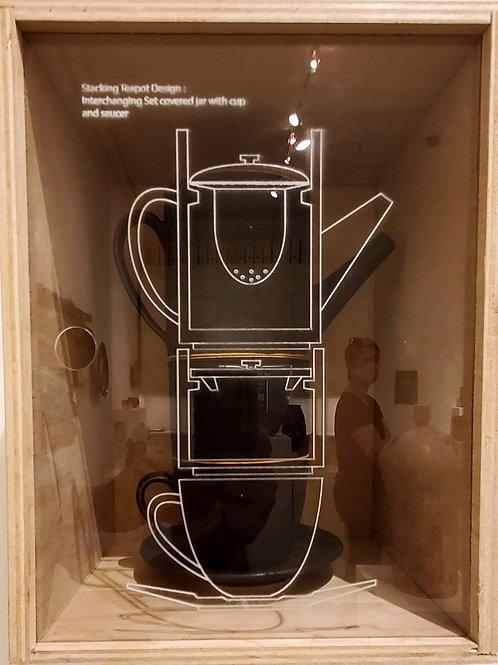 Stacking Teapot Box Design