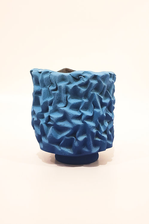 Blue Two-tone Cup