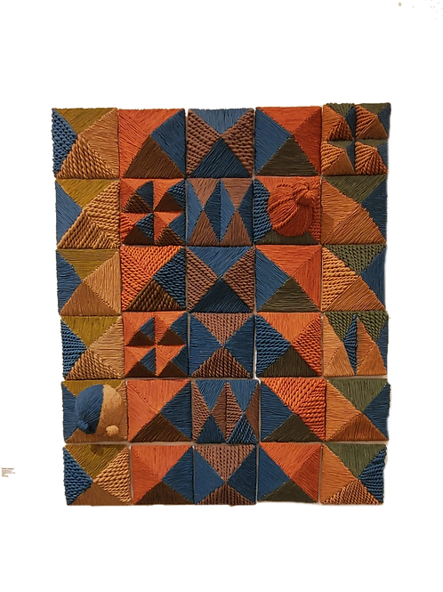 Braided Squares