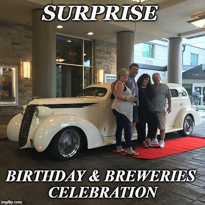 Birthday & Brews