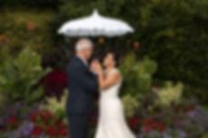 Couple in Parade Gardens