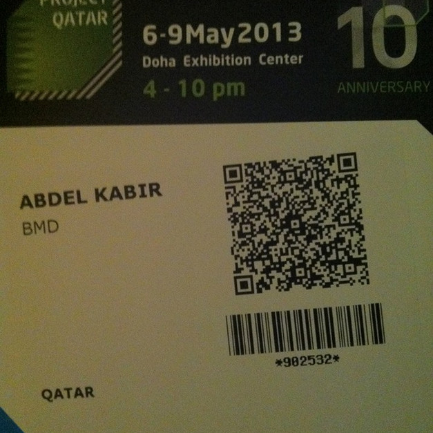 QATAR- PROJECT- 2013