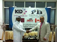 Lancement Qatar