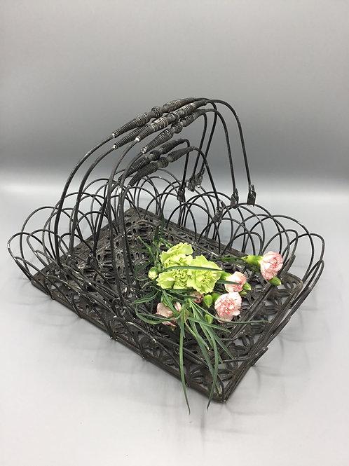 Metal basket set of x3