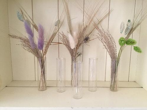 Test tube mini vase sets