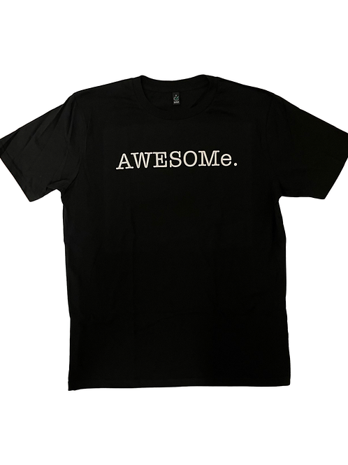 AWESOMe. T-Shirt, Organic and Fair-Trade