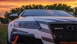 RS6 Sunset