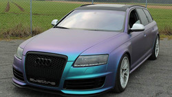 RS 6 Oracal Shift Effect