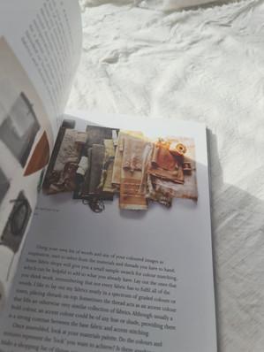 'Poetic Cloth' by Hannah Lamb