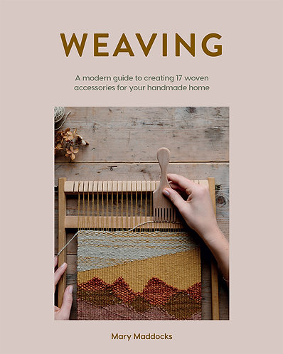 Weaving, by Mary Maddocks