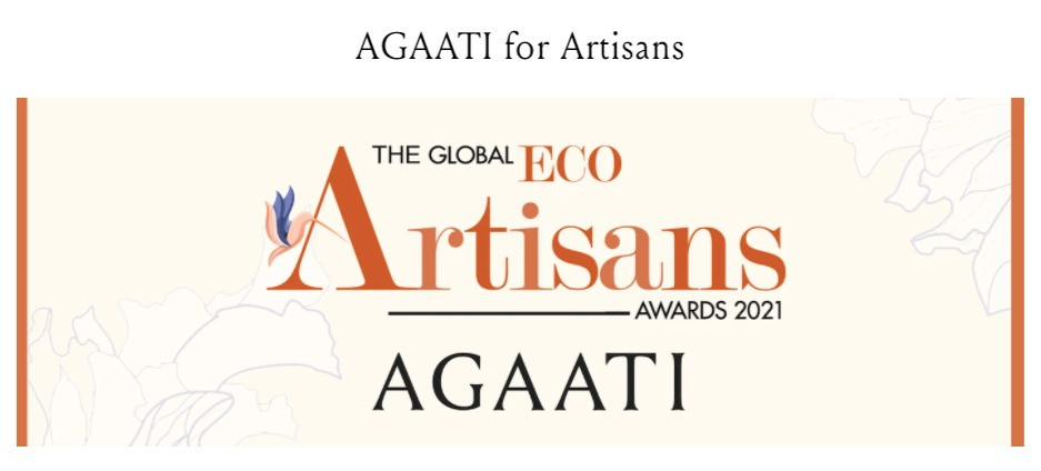 Agaati Global Eco Artisan Awards 2021
