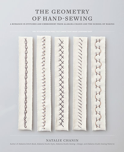 The Geometry of Hand Sewing, by Natalie Chanin