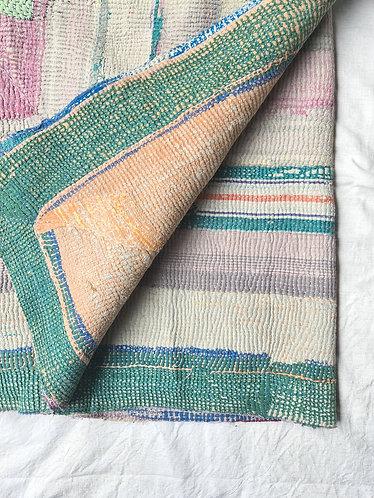 Vintage Kantha Throw (XL)  01/1