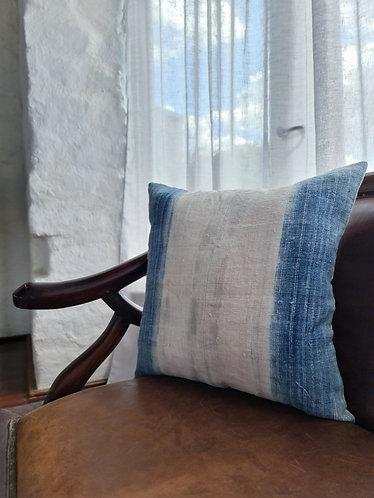 Vintage Hmong Hemp Cushion 001