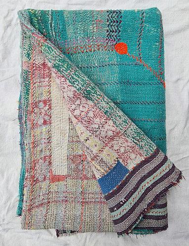 Vintage Kantha Throw (XL)  05/2