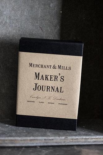 Merchant & Mills Maker's Journal