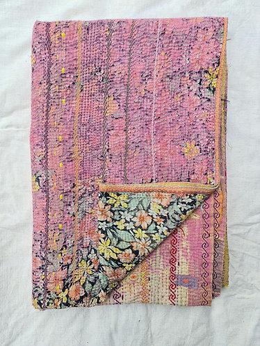 Vintage Kantha Throw (XL)  03/2
