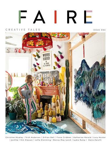 FAIRE Magazine- Issue 1
