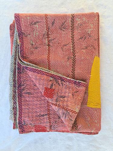 Vintage Kantha Throw  06/3