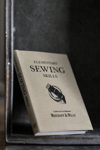 Merchant & Mills Elementary Sewing Skills Book