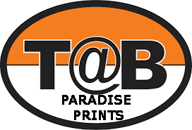 Paradise Prints for T@b: Set of Two
