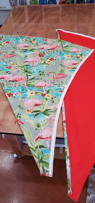 Flamingos on Fiesta