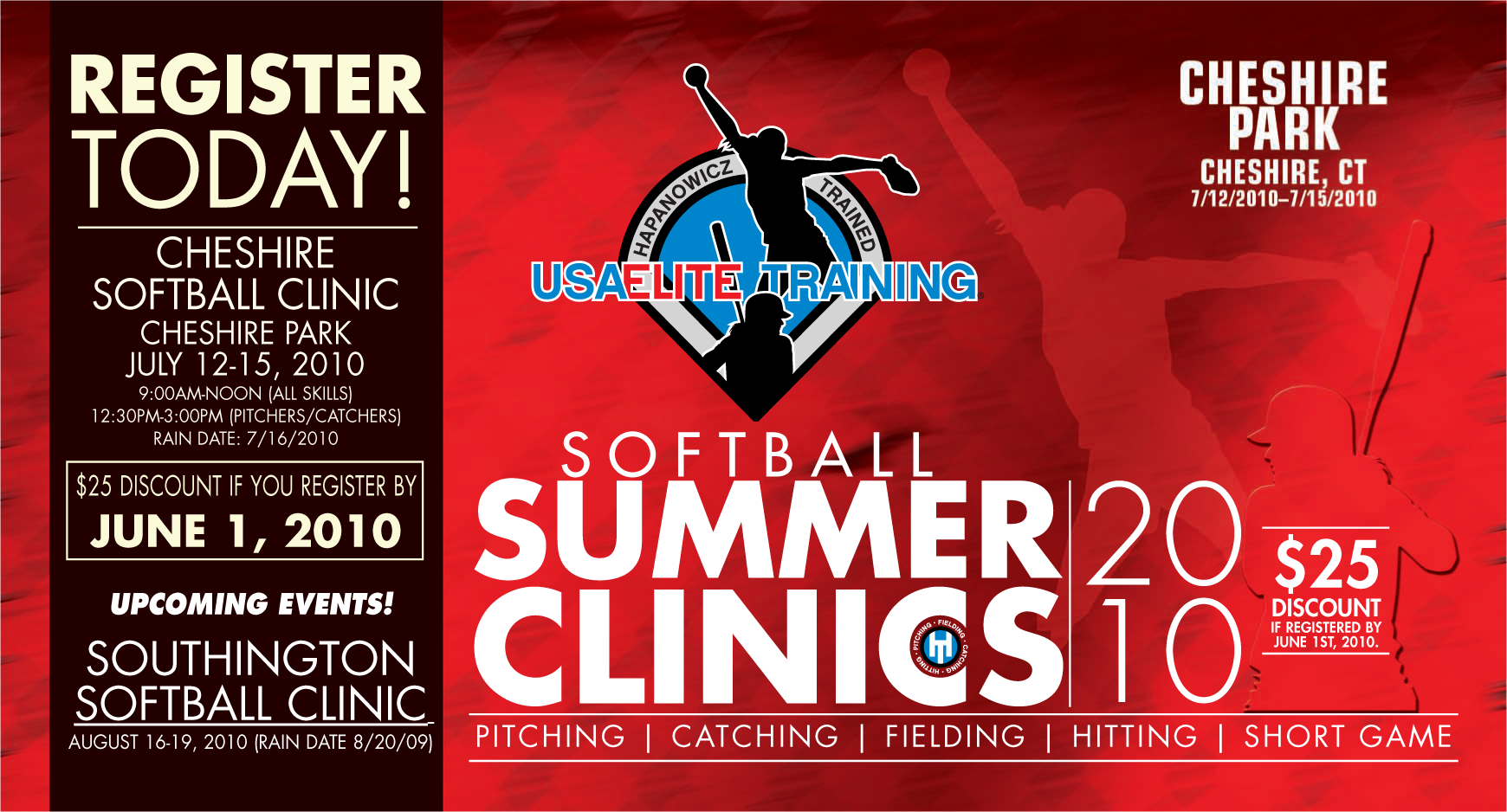 Summer Softball Clinics