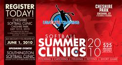 Summer Softball Clinics