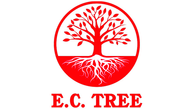 E.C. Tree: Logo Design